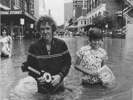Agua en Brisbane 2