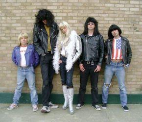 Las 8 imitaciones de Ramones másestrafalarias.