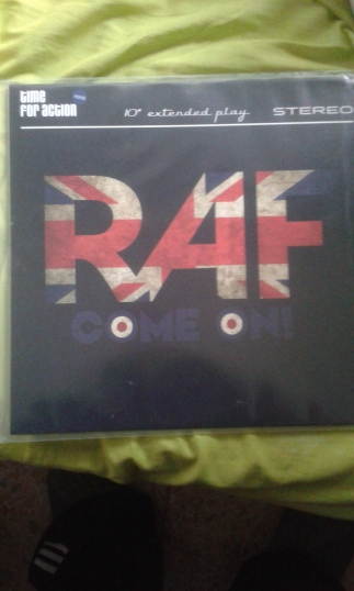 Los RAF en mi habitación
