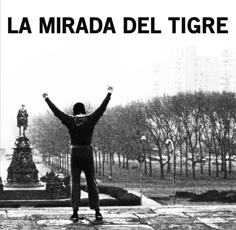 La Mirada Del Tigre Ep (Varios Sellos 2015)