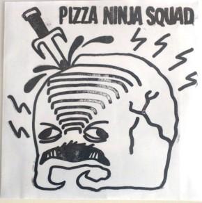 Pizza Ninja Squad – Krang Ep (Euro Trash Records2016)