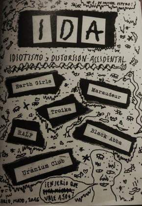 Fanzine IDA #1 (Mayo2016)