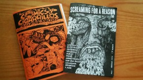 Fanzines: Comics Y Cigarrillos #6/Screaming For A Reason #1