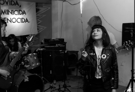 Trauma (18/11/2016 México Df)