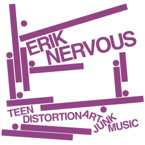 Erik Nervous – Teen Distortion Art Junk Ep (Neck Chop Records 2016)